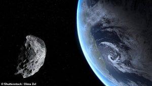 Otobüs Büyüklüğündeki Asteroit GSM Uydularına Çarpmaktan Kıl Payı Kurtuldu