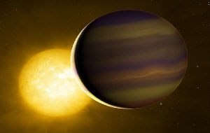 First transiting exoplanet's