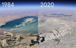 Google Earthten Yeni Timelapse