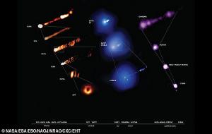Görünmez Denileni Gördüler: Kara Deliğin Yeni Görüntüleri Gizemli Kozmik Işınların Nereden Geldiğini Nihayet Ortaya Çıkarabilir
