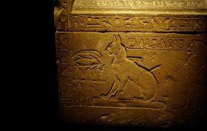 Antik Mısırlılar Kedilere