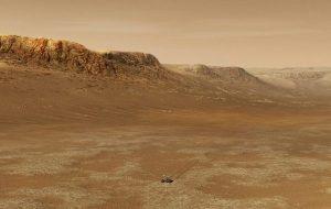 Marsın Tuhaf Buzlu Bulutları Dünya Atmosferinin Su Döngüsüne Hiç Benzemiyor