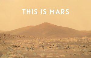 NASAnın Marsta Elde Ettiği Görüntülerden