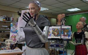 İnsansı Robot Sophia