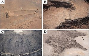 Piramitlerden De Eski Suudi Arabistandaki Taş Anıt Dünyanın En Eski Ritüel Alanı Olabilir