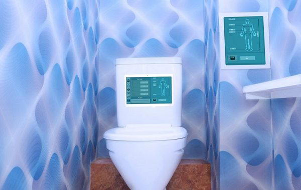 Yapay Zeka Destekli Akıllı Tuvalet Sağlık Sorunları için Dışkı Analizi Yapabilir