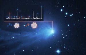 Kuyruklu Yıldızların Atmosferinde İlk Kez Ağır Metaller Bulundu