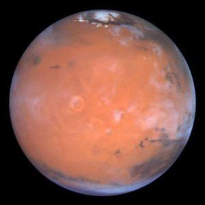 Bilim İnsanlarından Mars Vebası