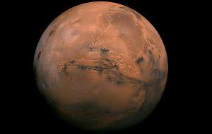 Marsta Tuz Bulmaya Yakınız: Bir Zamanlar Yaşamın Varlığına İşaret Olabilir