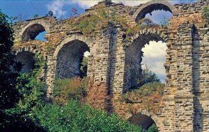 Antik Dünyanın En Uzun Su Kemeri 426 km ile İstanbul-Bozdoğan Kemeridir