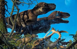 Kuzey Kutupta Dinozorlara Ait Tarih Öncesi 'Doğumhane' Bulundu