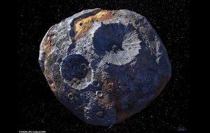 Asteroid 16 Psyche, ya Bir Moloz Yığını ya da 10 Bin Katrilyon Dolarlık Maden Kaynağı