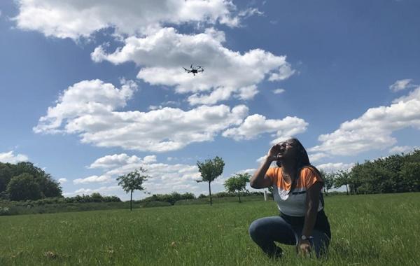 Dronelar İnsan Çığlıklarını Duymayı