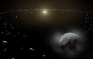 Earth's meteorite impacts