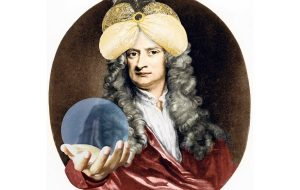 Isaac Newton 2060 Yılında Dünyanın Sonunun Geleceğini Öngördü