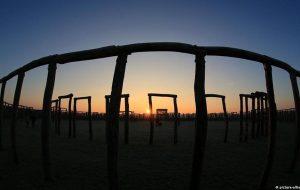 Almanyadaki Stonehenge Benzeri