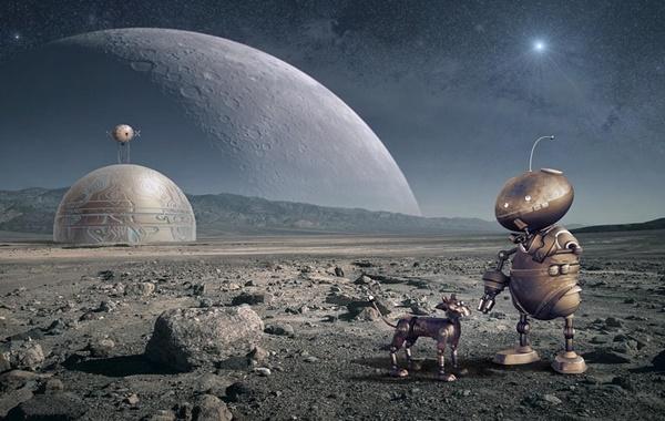 Yeni Simülasyona Göre Uzaylılar