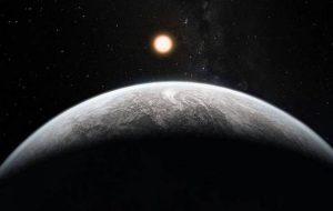 NASA Bilinmeyen Atmosfere