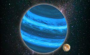 Güneşi Olmayan Yetim Gezegenlerin Uydularında Sıvı Halde Su ve Yaşam Olabilir
