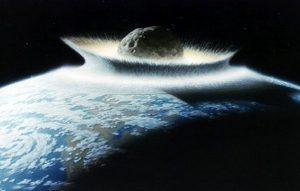 Dinozorları Yok Eden Asteroit 1.5 Km Yüksekliğinde Dev Tsunami Oluşturdu