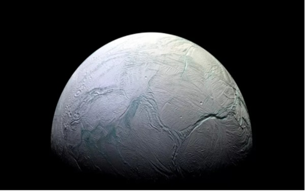 Enceladusta Yaşam