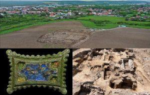 Mısır Tarlasının Altından 1000 Yıllık Roma Kilisesi ve Osmanlı Kalıntıları Çıktı
