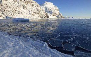 Antarktikadaki Sıcaklıklar 18.3 ̊C'lik Rekor Bir Seviyeye Ulaştı!!!