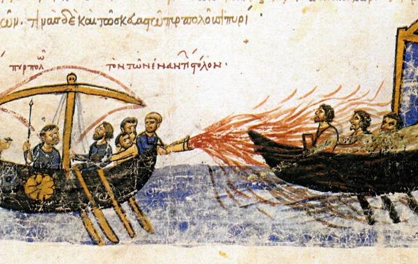 Yunan Ateşinin Gizemi