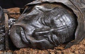 2400 Yıllık Doğal Mumya Bataklık Adamı'nın Bağırsak Analizi Son Öğününü Ortaya Çıkardı