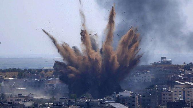 İsrail İlk Yapay Zeka Savaşını Gazze Üzerinde AI Dron Filosunu Kullanarak Başlattı