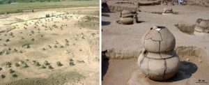4.000-Year-Old Urn Reveals The Charred Remains of a Woman Pregnant With Twins
