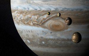 Jüpiterin Yeni Bir Uydusu