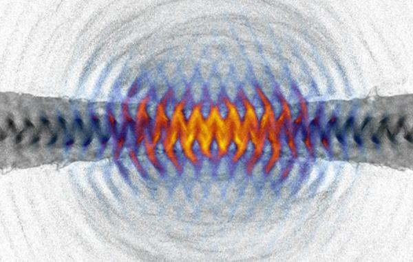 Lazerlerle Nötron