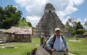 Antik Mayaların Parkları