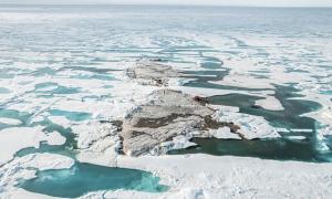Bilim İnsanları Örnek Toplamak İçin Gitti, Dünyanın En Kuzeydeki Kara Noktasını Keşfetti