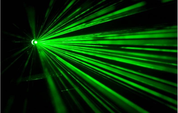Physicists make laser
