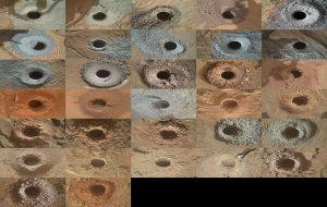 NASAdan Marstaki Sondaj