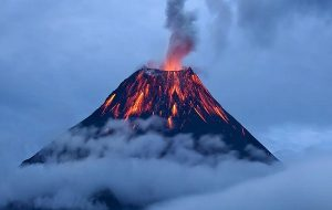Volcanoes Could Be Responsible