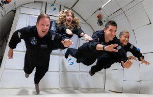 Inspiration4: Amateur astronauts set for SpaceX orbital flight