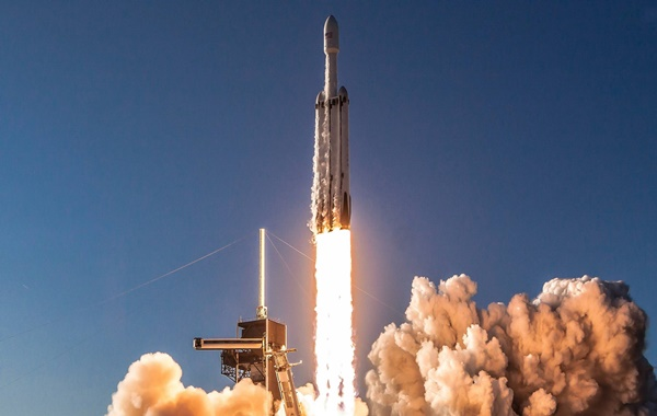 SpaceX Gizli