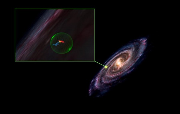 Astronomers Have Discovered a Giant, Empty Cavity Lurking in Space