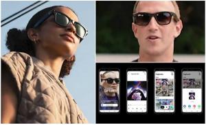 Gizlice Fotoğraf ve Video Çekebilen Facebook&Ray-Ban Akıllı Gözlükleri Piyasaya Sürüldü