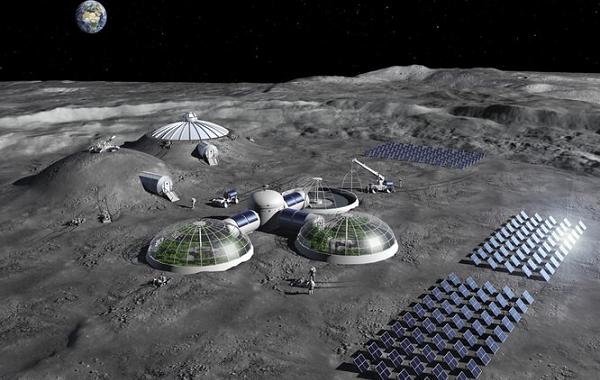 Ay Toprağından Oksijen ve Su Çıkaracak Ekipman Deneyleri Başarılı Oldu