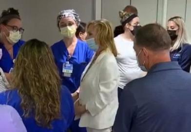 Tıbbi Mucize: 45 Dakikalığına Ölen Bir Kadın, Torunu Doğmadan Diriltildi