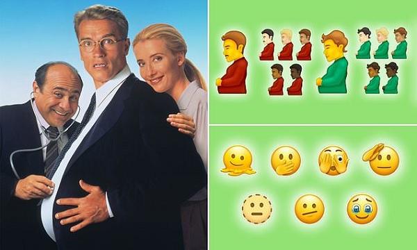 Hamile Adam Emojisi Onaylandı: Yetkililer, Tartışmalı Karaktere İmza Attı
