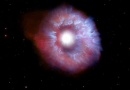 Hubble Teleskobu Ölmekte Olan Bir Yıldızın Devasa 'Gözünü' Yakaladı