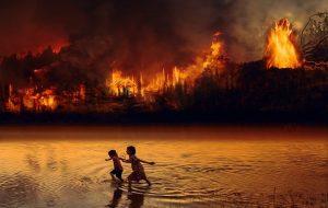İklim Değişikliği İnsanların Yok Oluşuna