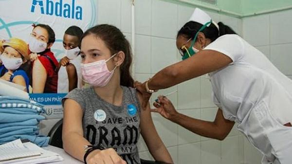 Küba Kendi Yerel Aşısıyla 2 Yaşındaki Çocuklara Covid Aşısı Yapan İlk Ülke Oldu