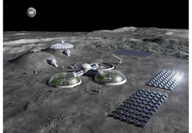 Life support cooked up from lunar rocks