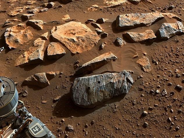 Nasa Salda Gölüne Benzeyen Mars'ın Jezero Krateri'nin Bir Zamanlar 'Yaşama Elverişli Bir Ortam' Olduğunu Ortaya Çıkardı